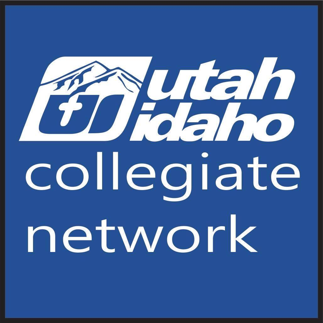 We want to help connect collegiate leaders and students across Utah and Idaho for encouragement and equipping. Like us on FB atby clicking the logo above.