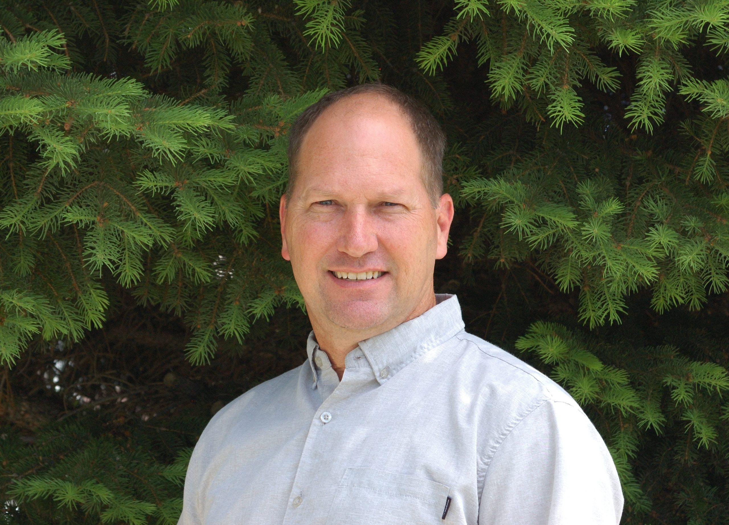 Jason McNair, Strengthening Churches Missionary at Utah Idaho SBC
