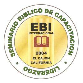 Round EBI LOGO