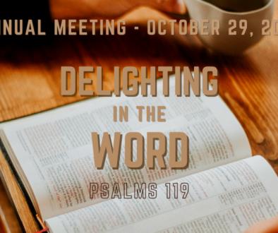 2021 Annual Meeting Banner